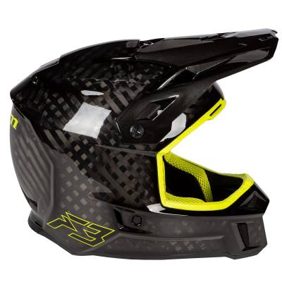 F3 Carbon Helmet ECE - Image 8