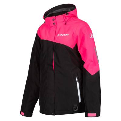 Knockout Pink - Black