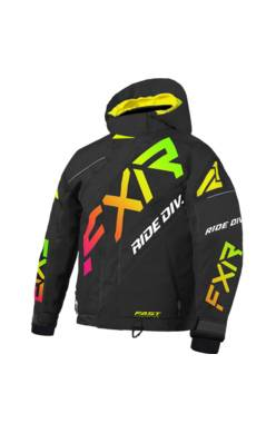 Snow - Youth - FXR - Youth CX Jacket 21