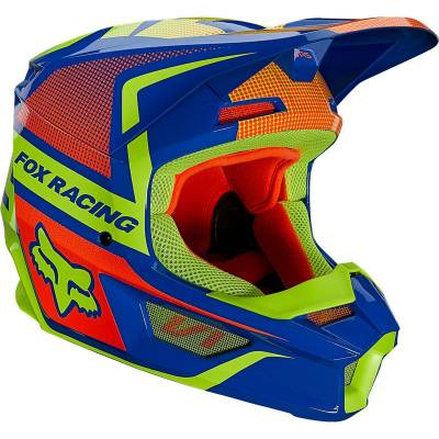 Apparel - Motocross - Fox - Youth V1 Oktiv Helmet