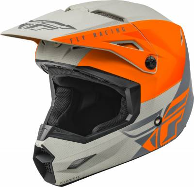 Apparel - Motocross - Fly Racing - Youth Kinetic Straight Edge Helmet